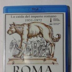 Cine: ROMA- FELLINI- - BLU-RAY. Lote 187627726