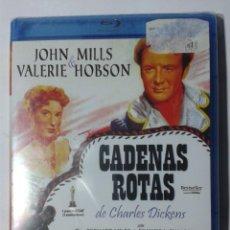 Cine: CADENAS ROTAS- DAVID LEAN- BLU-RAY- NUEVO. Lote 187628685