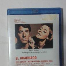 Cine: EL GRADUADO- MIKE NICHOLS- BLU-RAY- NUEVO. Lote 188422393