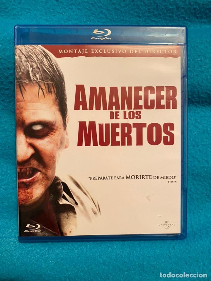 EL AMANECER DE LOS MUERTOS BLURAY DESCATALOGADO (Cine - Películas - Blu-Ray Disc)
