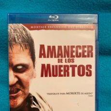 Cine: EL AMANECER DE LOS MUERTOS BLURAY DESCATALOGADO. Lote 188662292