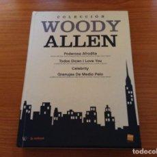 Cine: PACK WOODY ALLEN . Lote 189050188