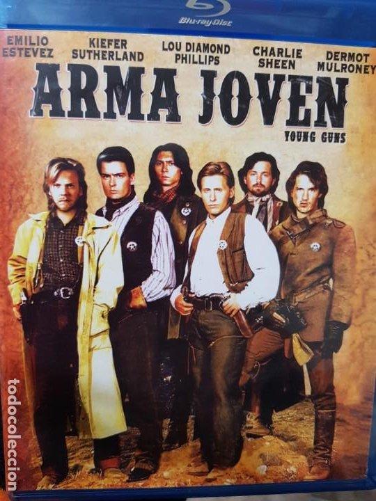ARMA JOVEN (BLURAY) (Cine - Películas - Blu-Ray Disc)