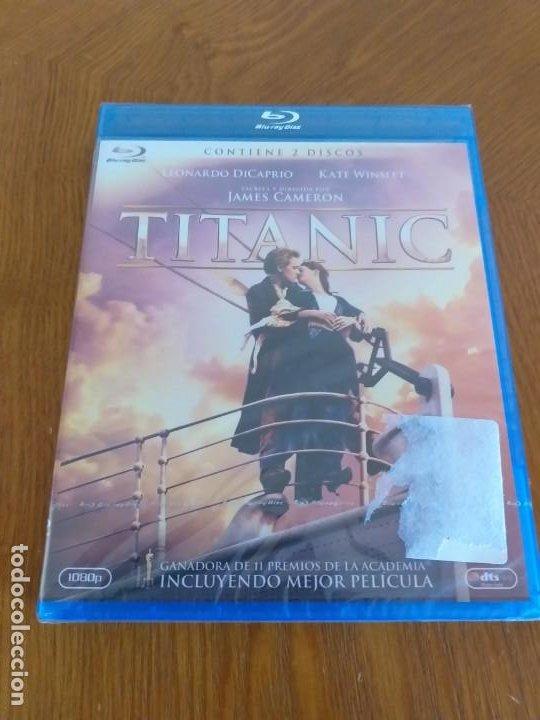 TITANIC (2012) - BLU-RAY [BLU-RAY] - PRECINTADO (Cine - Películas - Blu-Ray Disc)