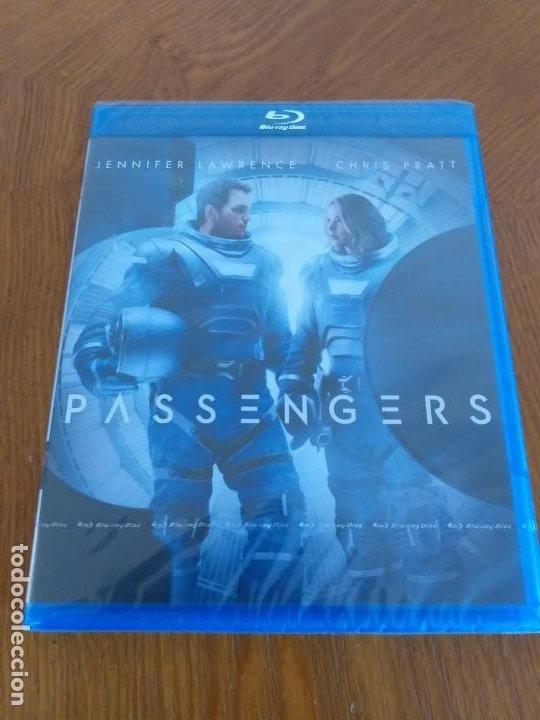 PASSENGERS [BLU-RAY] - PRECINTADO (Cine - Películas - Blu-Ray Disc)