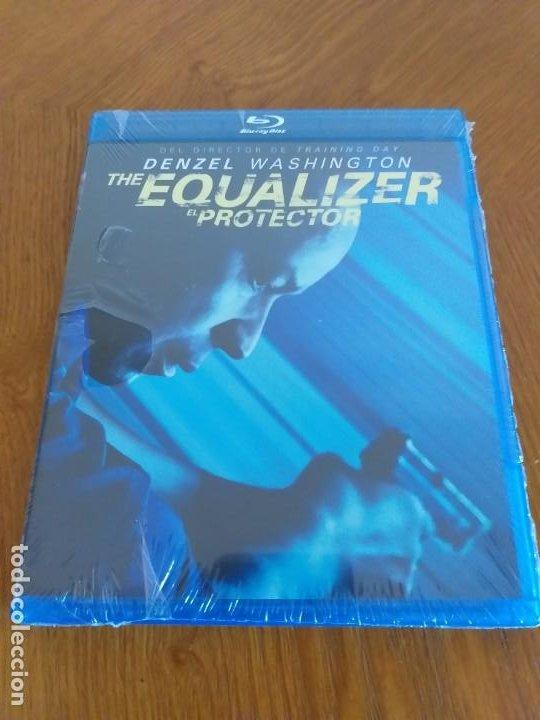 THE EQUALIZER: EL PROTECTOR [BLU-RAY] - PRECINTADO (Cine - Películas - Blu-Ray Disc)