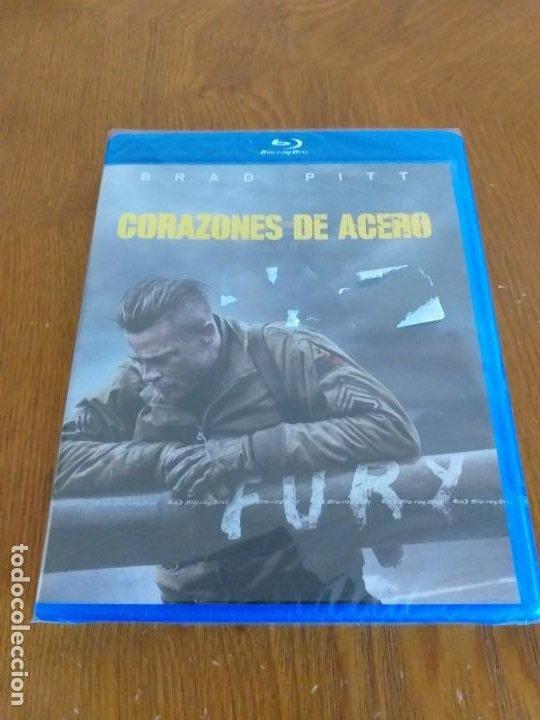 CORAZONES DE ACERO BLU RAY [BLU-RAY] - PRECINTADO (Cine - Películas - Blu-Ray Disc)