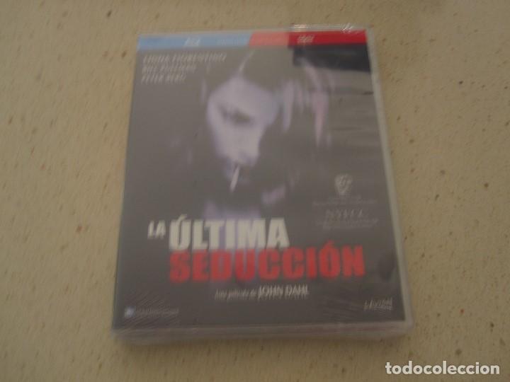 LA ULTIMA SEDUCCCION BLU RAY Y DVD EDICION ESPECIAL NUEVO PLASTIFICADO (Cine - Películas - Blu-Ray Disc)