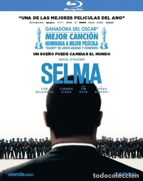 SELMA - AVA DUVERNAY (Cine - Películas - Blu-Ray Disc)