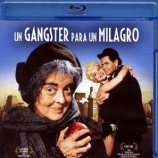 Cine: UN GÁNGSTER PARA UN MILAGRO (BLU-RAY DISC BD PRECINTADO) GLENN FORD DIRECTOR FRANK CAPRA. Lote 189749080