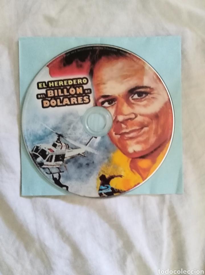 EL HEREDERO DEL BILLÓN DE DÓLARES TERENCE HILL BLURAY DISC ORIGINAL BD-R (Cine - Películas - Blu-Ray Disc)