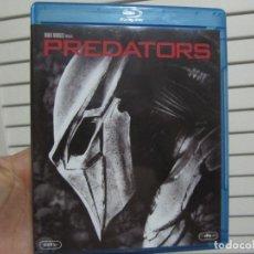 Cine: PREDATORS-ROBERT RODRIGUEZ-BLURAY+DVD. Lote 190149847