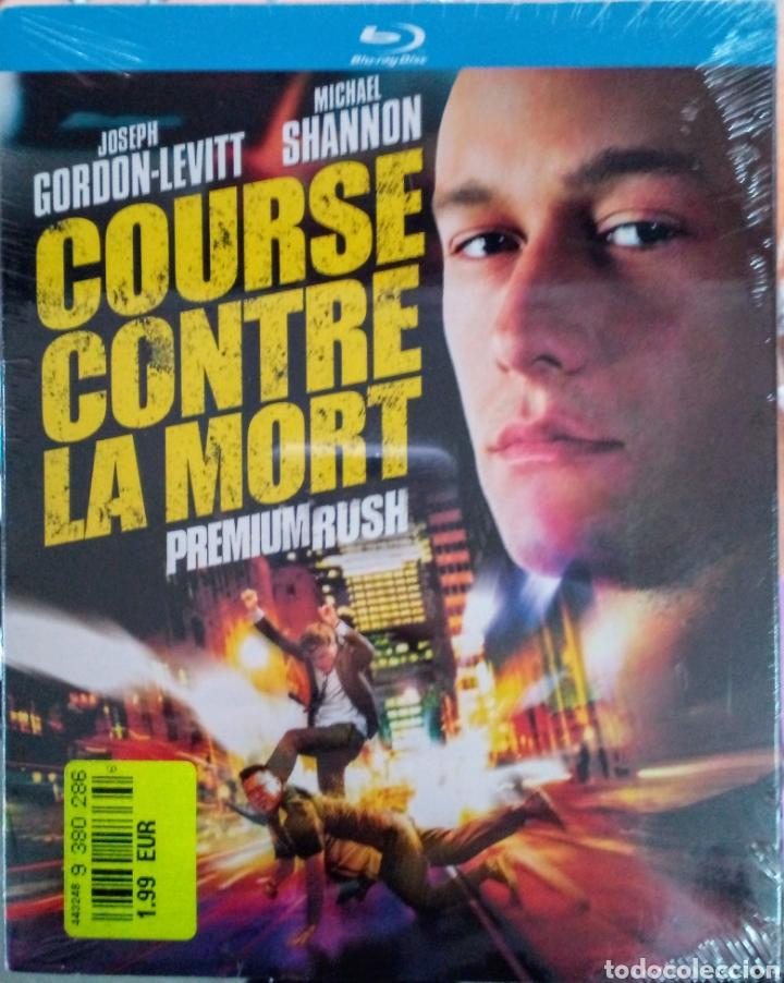 BLU-RAY COURSE CONTRE LA MORT (Cine - Películas - Blu-Ray Disc)