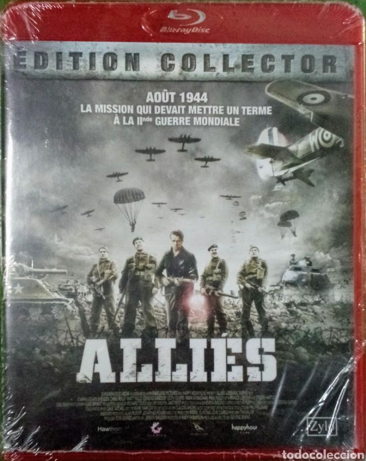 BLU-RAY ALLIÉS (Cine - Películas - Blu-Ray Disc)