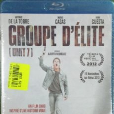 Cine: BLU-RAY GROUPE D'ELITE. Lote 190210801