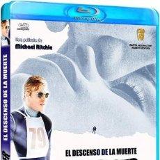 Cine: EL DESCENSO DE LA MUERTE (DOWNHILL RACER) (BLU-RAY) (BD-R)(DOWNHILL RACER). Lote 222566390