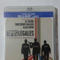 Cine: TIPOS LEGALES- AL PACINO - BLU-RAY- DVD. Lote 191003328