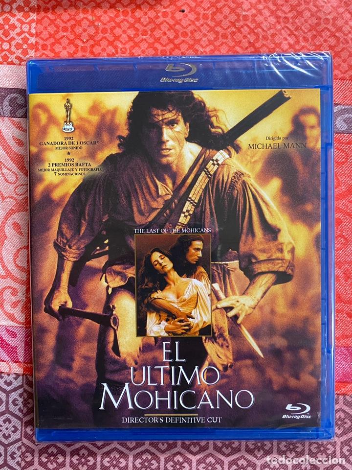 EL ÚLTIMO MOHICANO BLURAY PRECINTADO (Cine - Películas - Blu-Ray Disc)