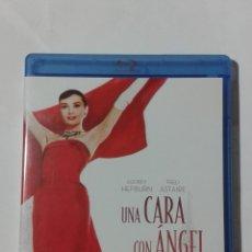 Cine: UNA CARA CON ANGEL- AUDREY HEPBURN- FRED ASTAIRE- BLU-RAY. Lote 191729995