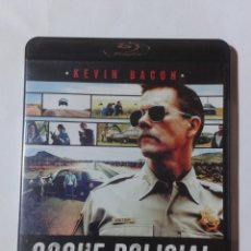 Cine: COCHE POLICIAL- KEVIN BACON- BLU-RAY. Lote 191730210