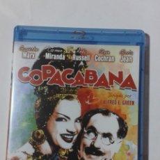 Cine: COPACABANA- GROUCHO MARX- CARMEN MIRANDA- BLU-RAY. Lote 191730331