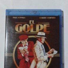 Cine: EL GOLPE- PAUL NEWMAN- ROBERT REDFORD- BLU-RAY . Lote 191730785