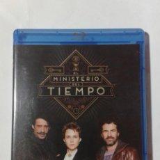 Cine: EL MINISTERIO DEL TIEMPO- TEMPORADA 1- BLU-RAY. Lote 191732193