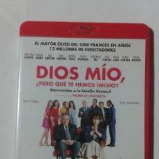 Cine: DIOS MIO, ¿PERO QUE TE HEMOS HECHO?- PHILIPPE DE CHAUVERON- BLU-RAY. Lote 191733100