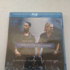 Cine: BLU RAY CORRUPCIÓN EN MIAMI. Lote 191746787