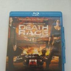 Cine: BLU RAY DEATH RACE/LA CARRERA DE LA MUERTE. Lote 191747051