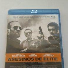 Cine: BLU RAY ASESINOS DE ELITE. Lote 191747297
