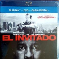 Cine: EL INVITADO BLU RAY + DVD+ COPIA DIGITAL. Lote 191749148