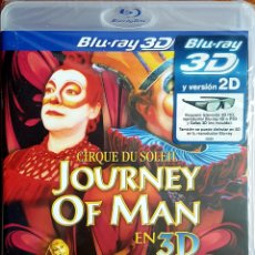 Cine: JOURNEY OF MAN 3D. Lote 191749182