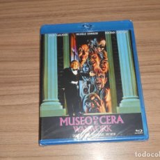 Cine: MUSEO DE CERA WAXWORK TERROR BLU-RAY DISC NUEVO PRECINTADO. Lote 206338216