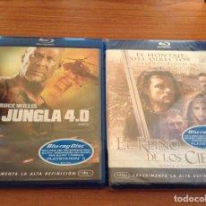 Cine: LA JUNGLA 4.0 Y EL REINO DE LOS CIELOS . Lote 191964806