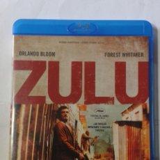 Cine: ZULU- JEROME SALLE- BLU-RAY. Lote 192579195