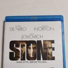 Cine: STONE BLU-RAY ESTADO MUY BUENO MAS ARTICULOS . Lote 192597736