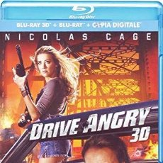 Cine: DRIVE ANGRY 3D - NICOLAS CAGE. Lote 192784768
