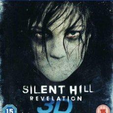 Cine: SILENT HILL REVELATION 3D. BLU-RAY. Lote 195158418