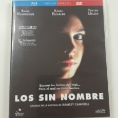 Cine: LOS SIN NOMBRE - BLU-RAY + DVD. Lote 195185108