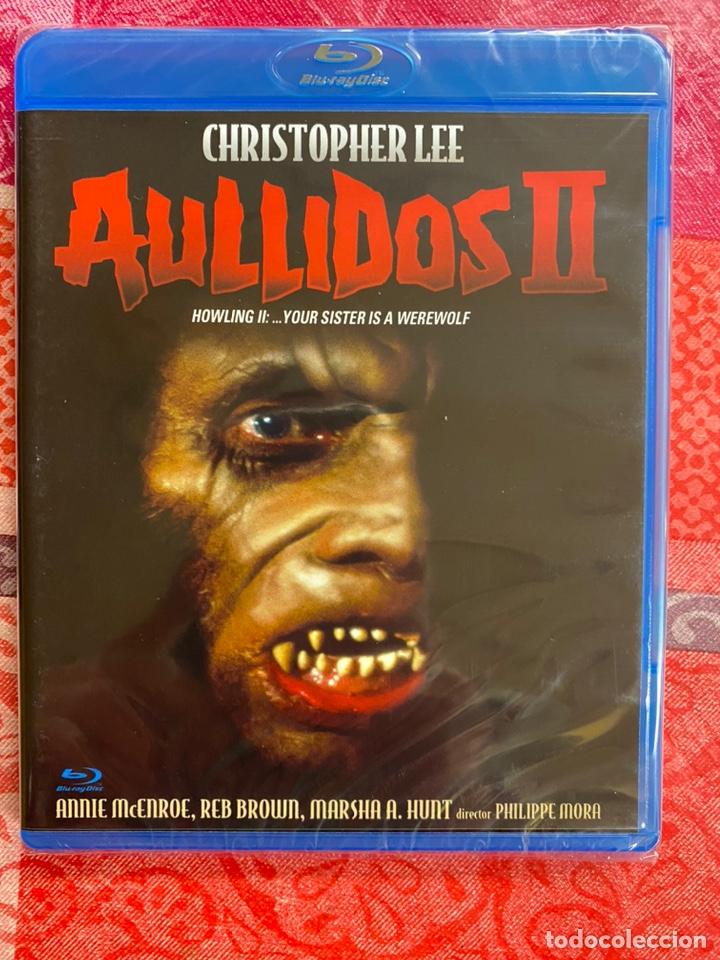 Cine: Aullidos II bluray PRECINTADO - Foto 2 - 195279037
