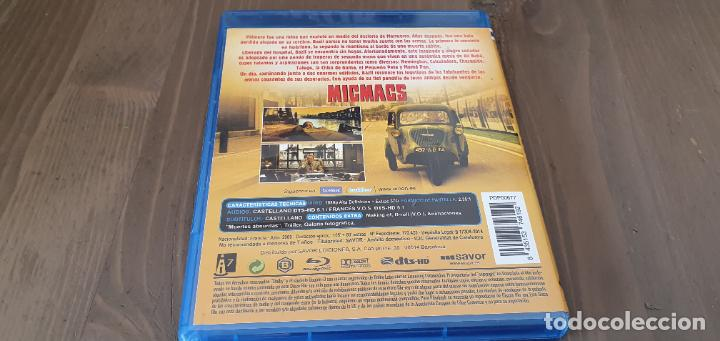 Cine: MICMACS DANY BOON JEAN PIERRE JEUNET BLUE RAY DISC K - Foto 2 - 195506403