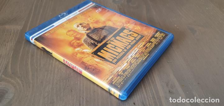MICMACS DANY BOON JEAN PIERRE JEUNET BLUE RAY DISC K (Cine - Películas - Blu-Ray Disc)