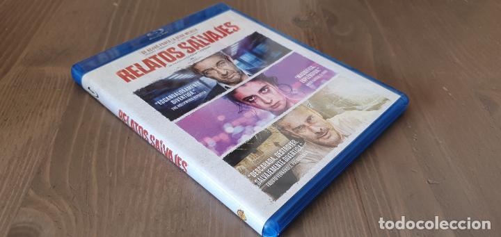 RELATOS SALVAJES DAMIAN SZIFRON BLUE RAY DISC K (Cine - Películas - Blu-Ray Disc)