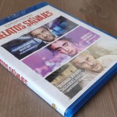 Cine: RELATOS SALVAJES DAMIAN SZIFRON BLUE RAY DISC K. Lote 195506962