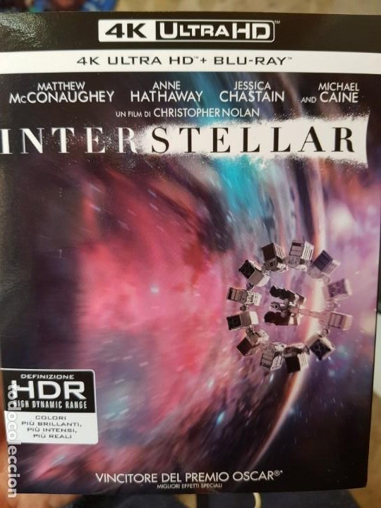 Cine: Interstellar (bluray) - Foto 2 - 195790430