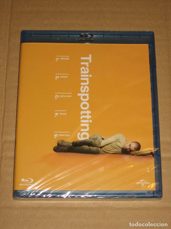 (SIN ABRIR) TRAINSPOTTING _____ BLU-RAY EDICIÓN ESPAÑOLA (8414533104432) (Cine - Películas - Blu-Ray Disc)