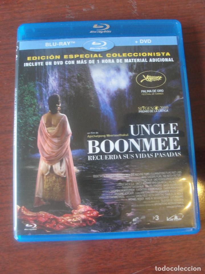 2 DVD + BLURAY UNCLE BOONMEE RECUERDA SUS VIDAS PASADAS - PALMA ORO CANNES - ENVIO GRATIS (Cine - Películas - Blu-Ray Disc)