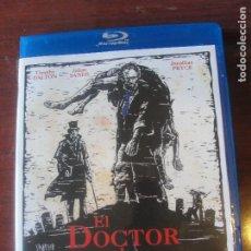Cine: BLU RAY TERROR - EL DOCTOR Y LOS DIABLOS - TIPO HAMMER - DALTON SANDS PRYCE. Lote 196361753