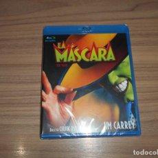 Cine: LA MASCARA BLU-RAY DISC JIM CARREY NUEVO PRECINTADO. Lote 278202573